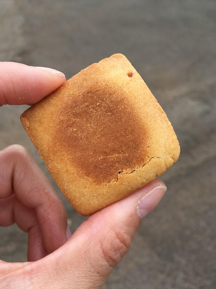 ワイアルアコーヒーのパイナップルケーキ